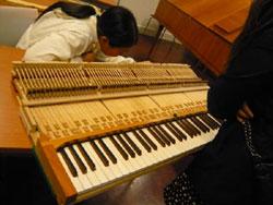 私のピアノ